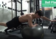 これができたらあなたはすごい人!?トップアスリートの体幹トレーニング